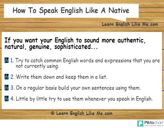 Common sentences - Learn to speak English with native speeches