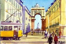 Lisbon by Maluda