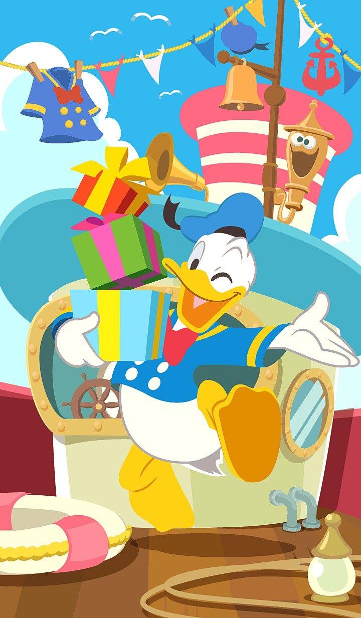 Donld Daisy Duck おしゃれまとめの人気アイデア Pinterest Jacky Cuerva ディズニーキャラクター ディズニー ドナルド ディズニーワールド