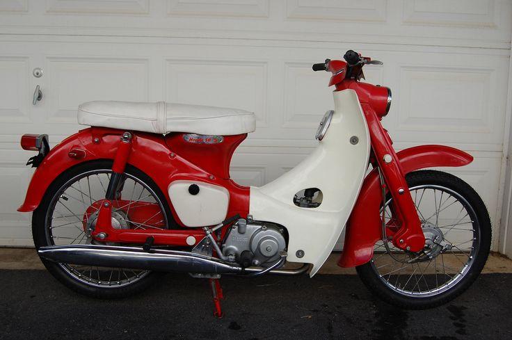 1960 Honda Super Cub (C100)