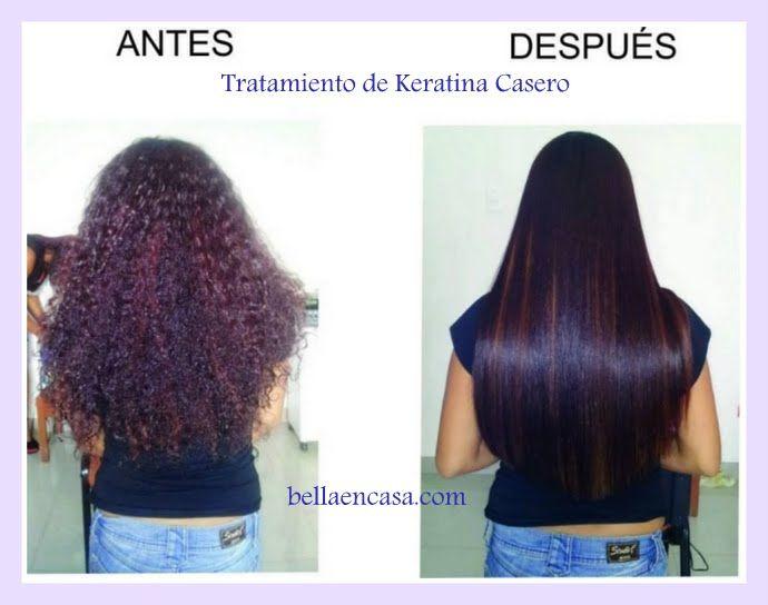 Funciona!! este tratamiento de queratina, dejar[a tu cabello realmente liso y brillante, descubre como realizar el procedimiento en tu hogar, sin gastos excesivos y con buenos resultados.