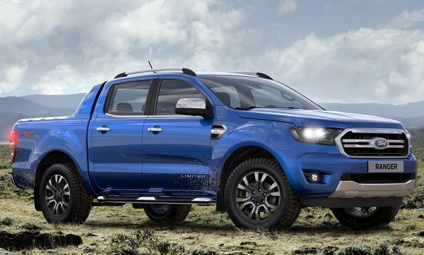 Ficha Tecnica Ford Ranger 4x4 Limited At 2020 Ranger 4x4