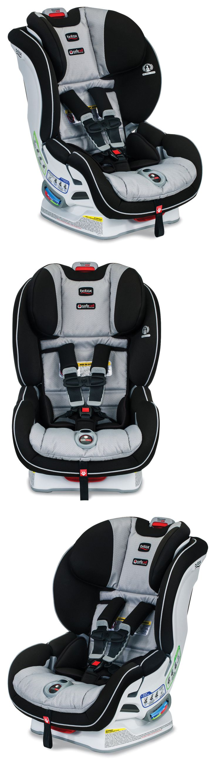 Convertible Car Seat 5-40lbs 66695: Britax 2017 Boulevard Clicktight Car Seat In Trek Brand New!! -> BUY IT NOW ONLY: $265.99 on eBay!
