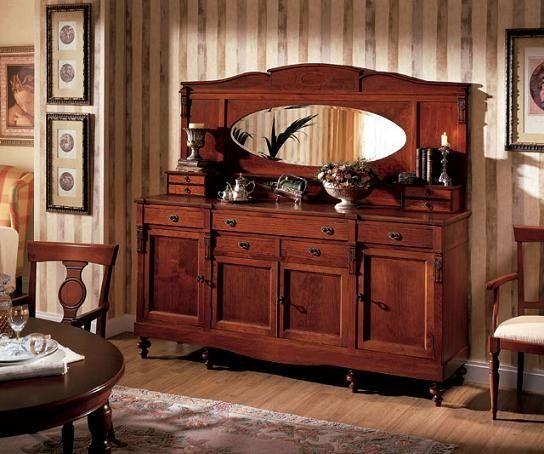 Mueble donde lucio encuentra el dinero