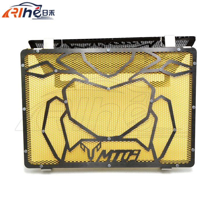 100.19$  Buy here - http://alie26.worldwells.pw/go.php?t=32549863245 - new hot selling motorcycle radiator guard protector grille grill cover stainless steel radiator grill cover For YAMAHA MT09