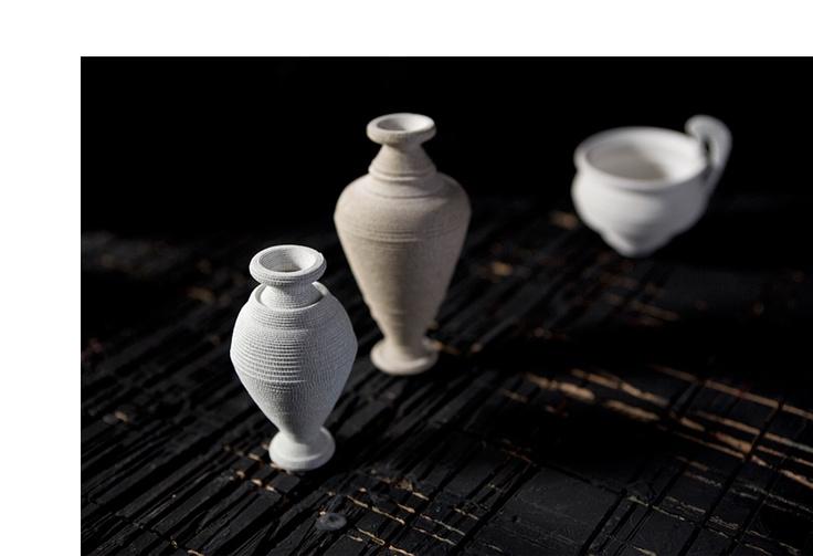 kerameikos - paperporcelain  [rolled paper]