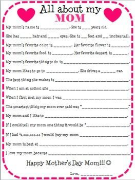 Great Mother's day gift http://www.kinderkeepsakesblog.com/2014/05/the-best-mothers-day-gift.html