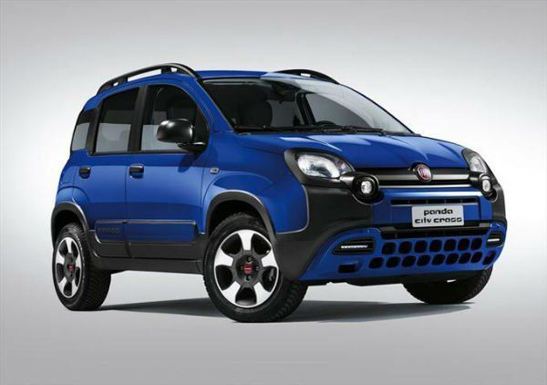 2020 Fiat Panda 4x4 In 2020 With Images Fiat Panda Fiat Panda