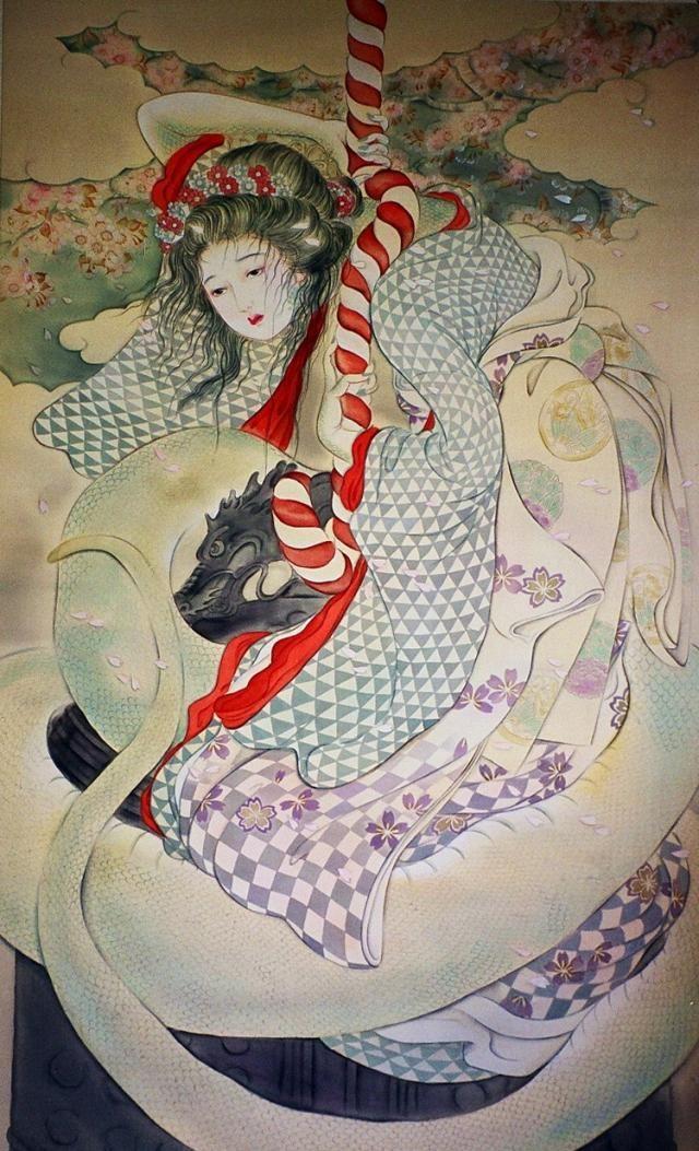 喜翔さんのギャラリー「喜翔歌舞伎絵館」 | CJキューブ
