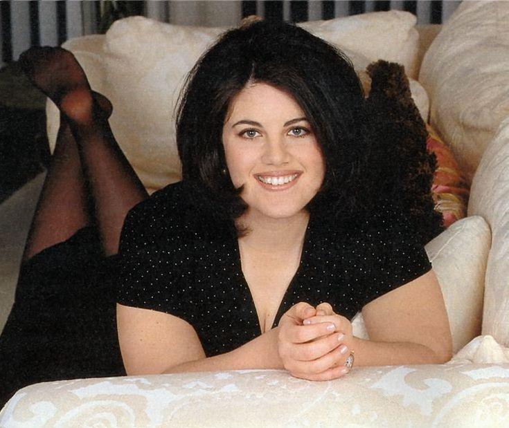 Monica lewinsky porn