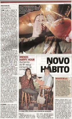 Clique na imagem ao lado para ler a íntegra da matéria veiculada no jornal Diário do Povo (Campinas) que contém entrevista comeste escriba, além dos