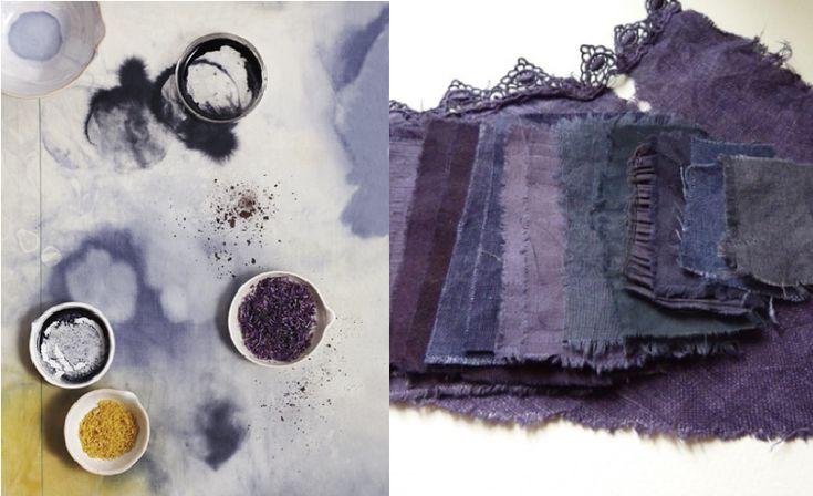 eggplant dyes