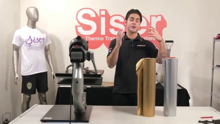 Learn about Siser's newest material, EasyWeed FOIL. #Siser, #heattransfer, #foil http://www.wellingtonhouse.com/p-1938-easyweed-foil.aspx