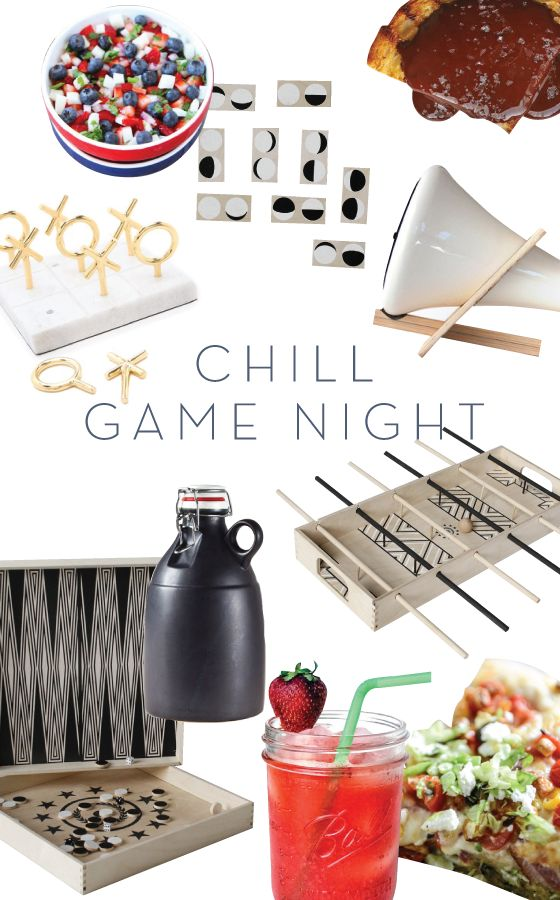 Still Indoor Activities vs Sparkling Outdoor Soirees (And a Sweepstakes!) - Design Crush