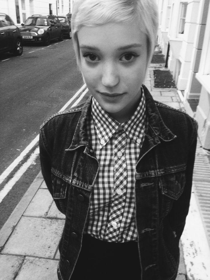 Skinhead Girl More
