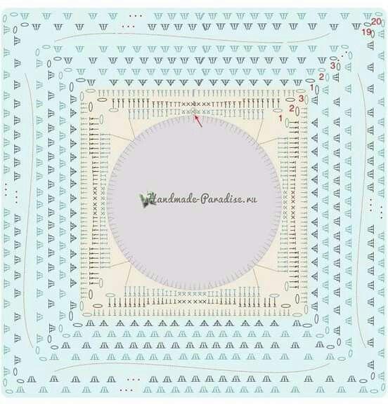 1613 mejores imágenes de crochet en Pinterest   Artesanías, Hilo y ...