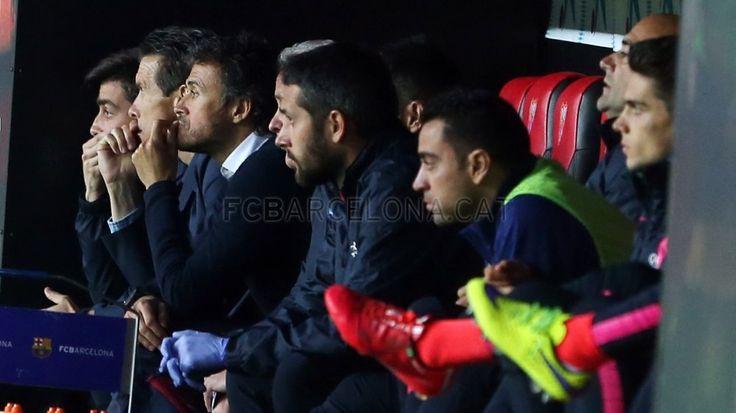 La otra cara del Sevilla-Barça   FC Barcelona