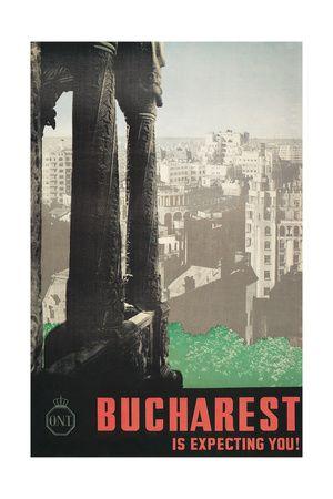 Romania Vintage Art, Posters and Prints at Art.com
