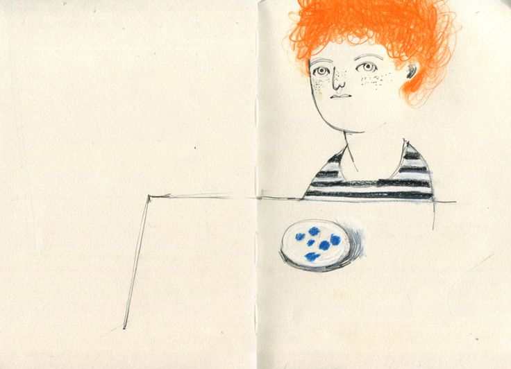 Line Drawing Of Child S Face : Best felicita sala illustration images