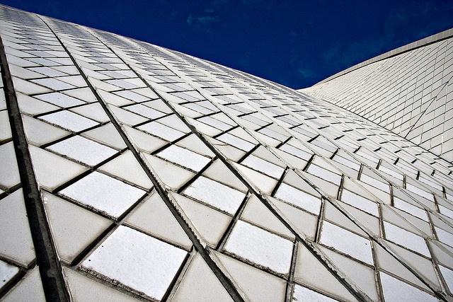 Opera House Tiles.jpg, via Flickr.
