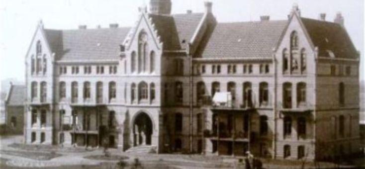 Clementinenhaus - Altes Gebäude