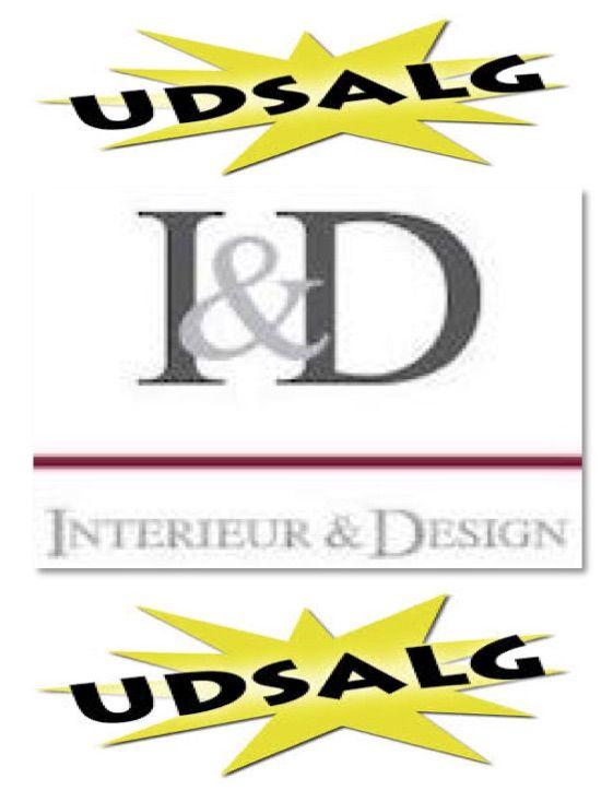 Kom på tilbudsjagt hos Interieur & Design.  - tjek ind hver dag til at se de nye tilbud: http://www.interieur-design.dk/vintage.html