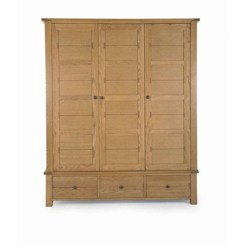 Found it at Wayfair.co.uk - Chiltern 3 Door Wardrobe