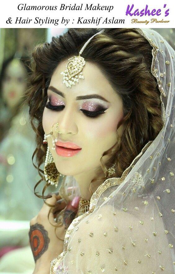 Glamorous makeup n hairstyling by kashif aslam at Kashee's ...