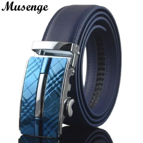 MUSENGE  Leather Belt