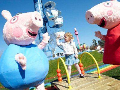 UK: Paultons Park Announces Big Peppa Pig World Expansion