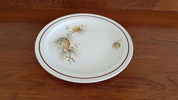 Check out this item in my Etsy shop https://www.etsy.com/nz/listing/531065472/crown-lynn-ceramics-dinner-plate