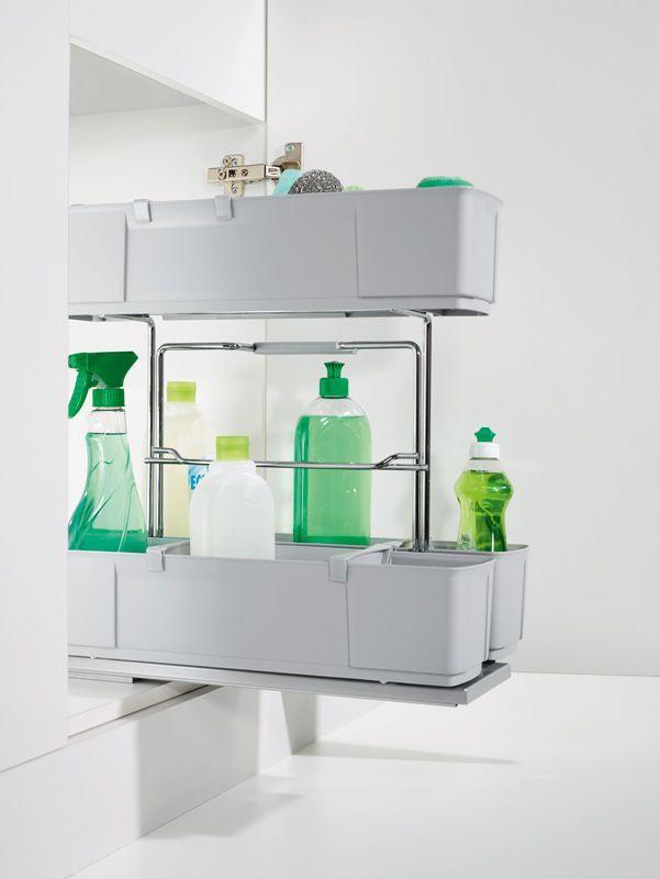 Extraíble productos de limpieza