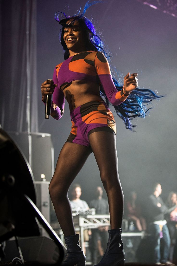 Azealia Banks: I Want a Leader Who Isn't Afraid to Kill for What He Believes in