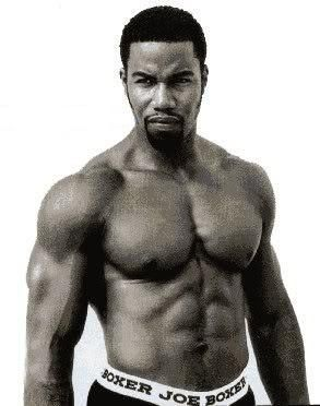 """Michael Jai White (12/14/1967) is an actor & martial artist who has appeared in numerous films and tv series. He is the 1st AA to portray a comic book superhero in a motion picture, having starred as Al Simmons, the protagonist in the """"97 film Spawn. White appeared as Marcus Williams in the Tyler Perry films Why Did I Get Married? & Why Did I Get Married Too? He also portrayed boxer Mike Tyson in the '95 HBO tv movie Tyson."""