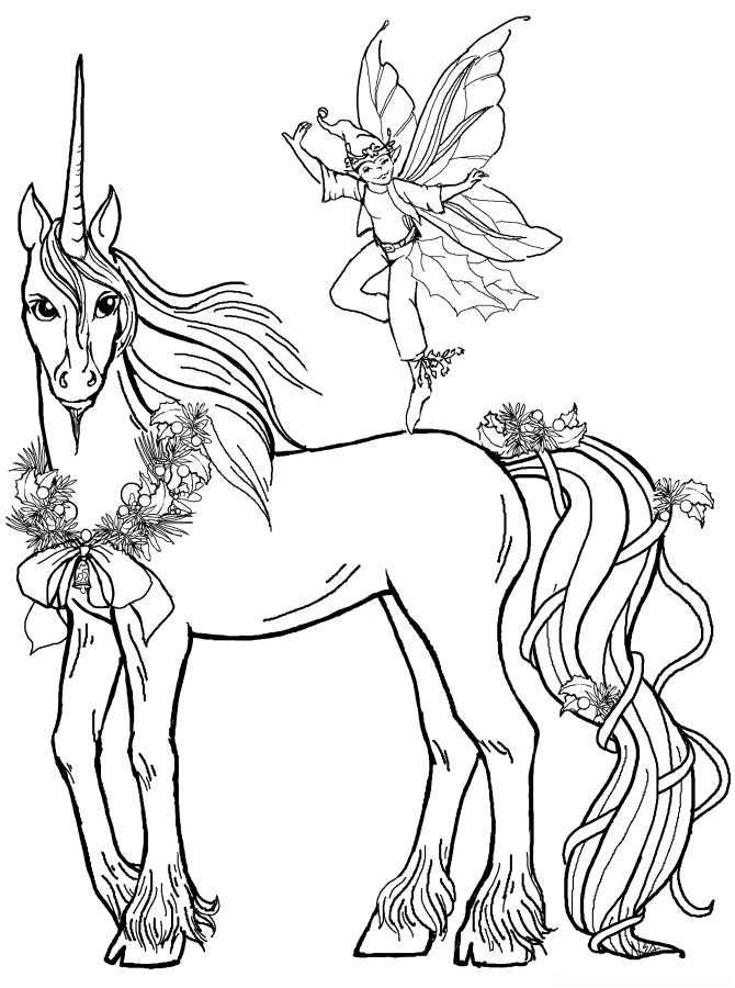 Unicorn With Wings Coloring Pages 98194839483294 Horse Coloring Pages Fairy Coloring Pages Animal Coloring Pages