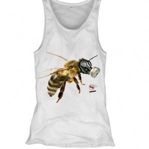 EJF Bee Vest - White