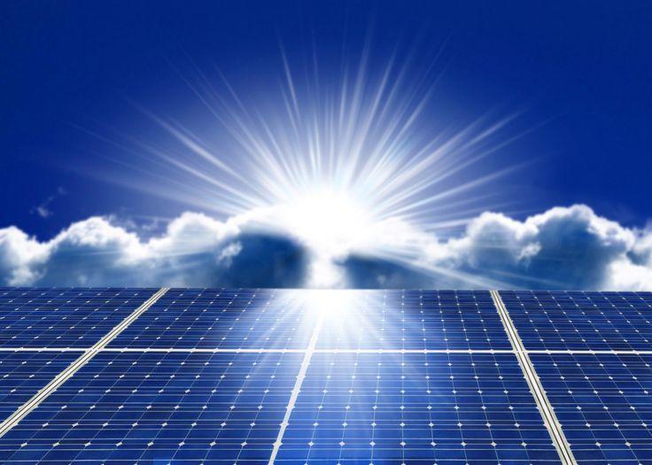 #FuentesDeEnergía #Renovables #EnergíaSolar