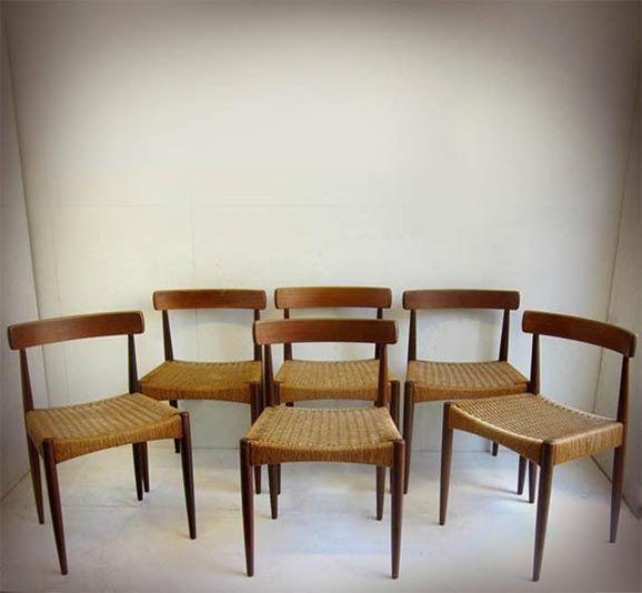 Teak Furniture and Vintage on Pinterest