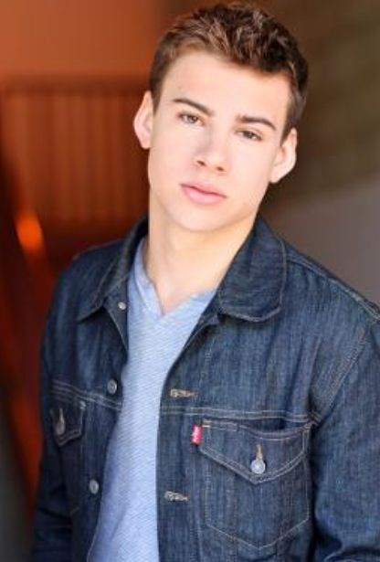 Zac (Hunter) is so cute and he is amazing dancer