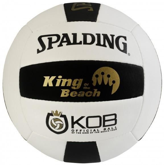 Why play beach volleyball with anything less?  Ranked a 5.0 out of 5.0 by Amazon.  This is the ball preferred by more players. You can spike like Karch Kiraly with our NEW 2016 King of the Beach® Official Tour All Weather Volleyball.