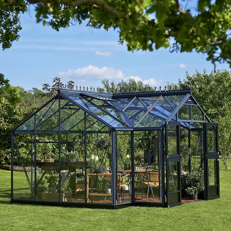 Växthuset Orangeri från Willab Garden