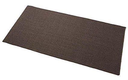 Premium Kratzmatte - Nuss, 40x60cm 13,90 EUR   ✓ 100% robuster Sisal ✓ Rutschhemmend ✓ Antistatisch | Katzen-Teppich, Katzen-Matte zum Wetzen der Krallen | Kratzteppich, Katzenkratzmatte geeignet für Fußbodenheizung | Sisalmatte, Sisalteppich für Wand & Boden: Amazon.de: Baumarkt