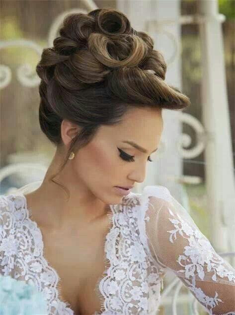 15 best kompetisie images on Pinterest | Beautiful hairstyles ...