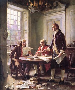 Founding fathers essay contest