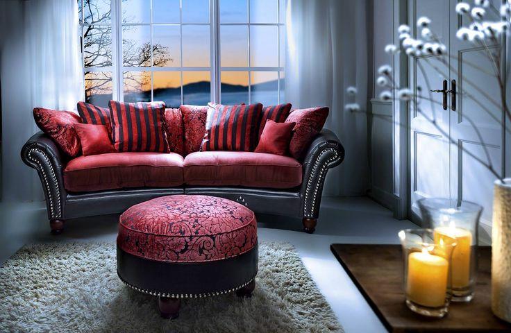 Inspiracja na nietuzinkowy salon od Home Gallery.