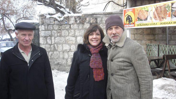 Dino Merlin with wife - Sarajevo | Dino Merlin | Pinterest | Merlin