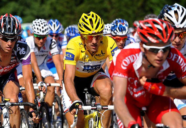 Fabian Cancellara Photo - Tour de France 2009 Stage Three