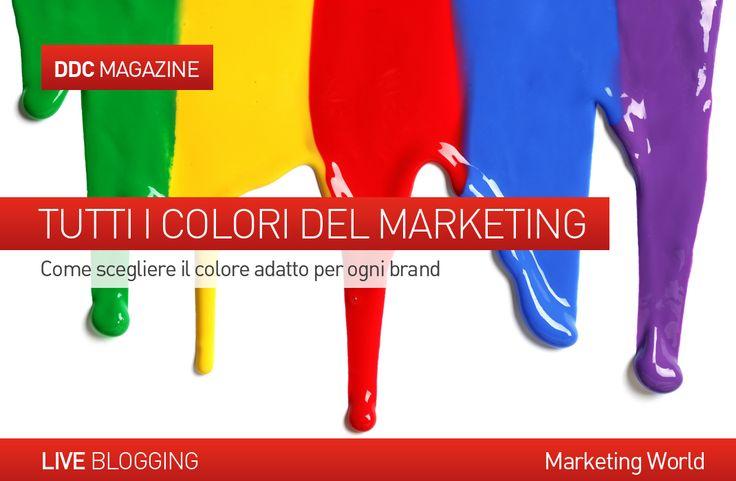 TUTTI I #COLORI  DEL #MARKETING Come scegliere il #colore  adatto per ogni #brand .  L'arancione? E' il colore dell' #energia , della #vitalità  e della #generosità . Viene utilizzato soprattutto nell'ambito della #salute  e nella #tecnologia .  Scopri i significati degli altri colori nel mondo del marketing e come vengono utilizzati nel #business ...  http://www.danieladicosmoadv.it/blog/?p=6022