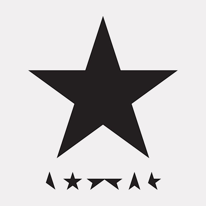 Jonathan Barnbrook: ★ (Blackstar), David Bowie
