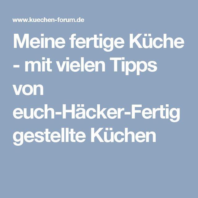 Awesome Häcker Küchen Forum Photos - Globexusa.Us - Globexusa.Us